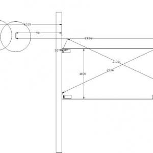 system odpylania ramek aluminiowych