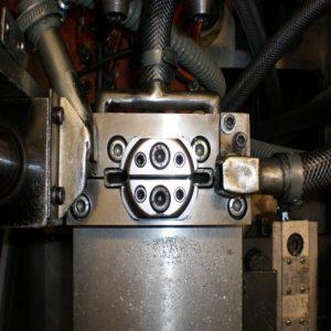 Proces odpylania podczas znakowania laserowego